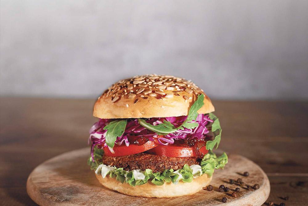 Das Simply Bugs Burger rezept | Simply Bugs